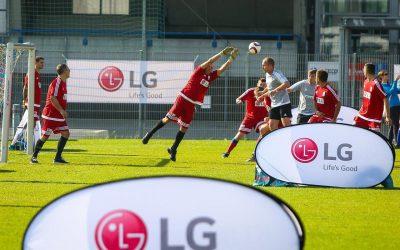 Hydrosolar Wschód zwycięzcą kolejnego turnieju LG Football CUP