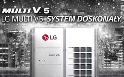 LG Multi V 5 – NOWY DOSKONAŁY SYSTEM KLIMATYZACJI