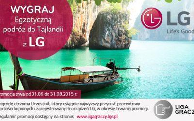 Egzotyczna Tajlandia z LG – wygraj podróż marzeń!