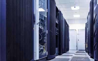 Obniżanie temperatury w centrum danych