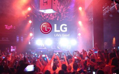 Gorąca Ibiza z LG