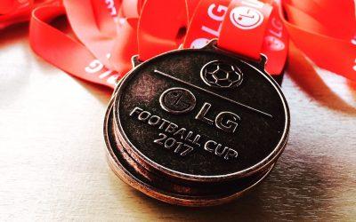 LG Football CUP 2017 – dziękujemy za mistrzowski klimat!