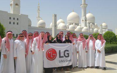LG w światowej stolicy luksusu – Dubaju