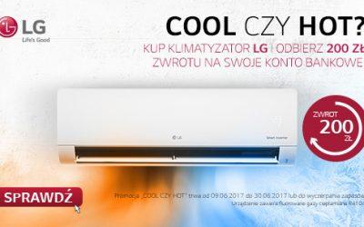 COOL czy HOT? – promocja przedłużona do 31 lipca!