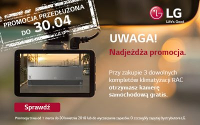 UWAGA! Promocja ważna do 30.04!