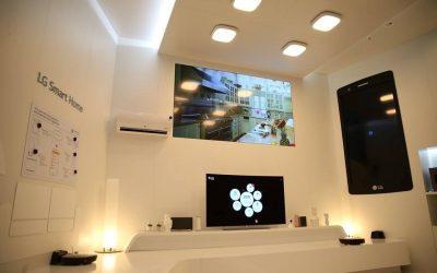 Klimatyzacja LG w inteligentnym domu LG na Targach IFA 2015