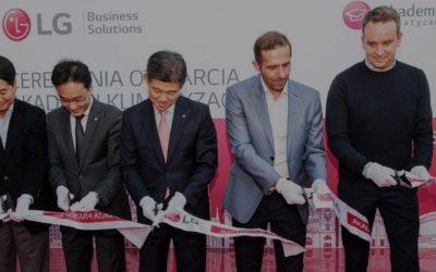 LG otwiera czwartą Akademię Klimatyzacji w Polsce