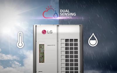 LG Multi V 5 – zaawansowana, a zarazem prosta technika podnosi standard chłodzenia
