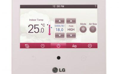 Nowości w ofercie LG – systemy klimatyzacji