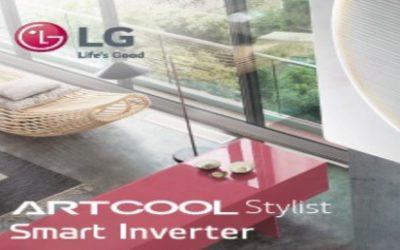Klimatyzacja LG idealna na upalne lato