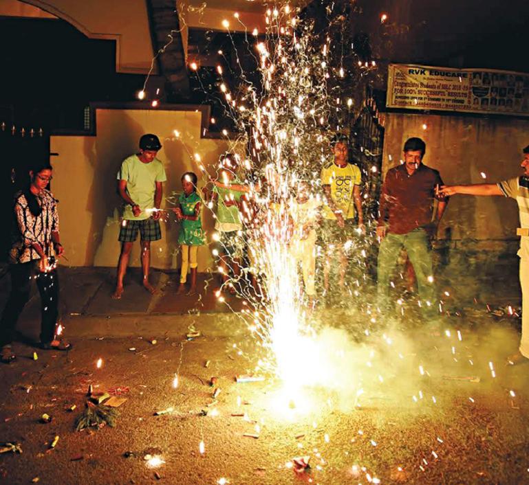Diwali – festiwal świateł bez świateł?