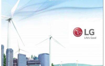 Oszczędzaj energię z LG Electronics!