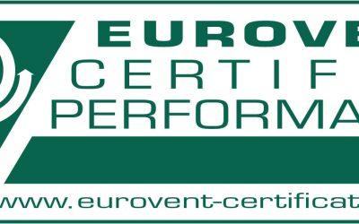 Programy certyfikacji EUROVENT