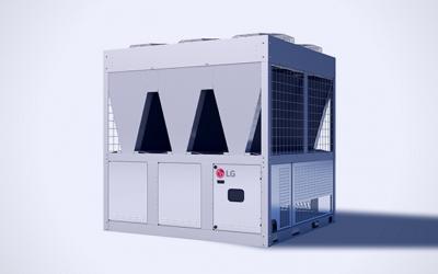 Zaawansowane inwerterowe agregaty wody lodowej firmy LG – spojrzenie na przyszłość klimatyzacji
