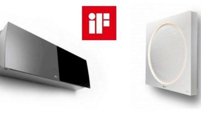 """Znak jakości """"iF DESIGN AWARD"""" 2014 dla LG Electronics"""