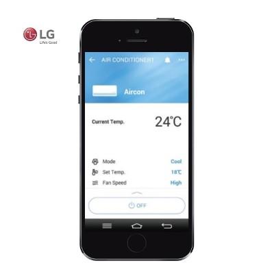 Nowa era w zdalnej obsłudze systemów klimatyzacji LG