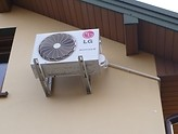 Klimatyzator LG Standard Inverter Poddasze