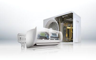 Elektryczne silniki inwerterowe BLDC marki LG Electronics