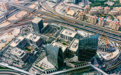 Walka z upałem w Dubaju