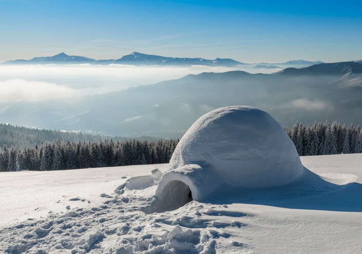 Jak bezpiecznie i w zgodzie z naturą nie marznąć na półkuli północnej.