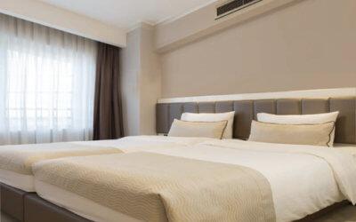 Klimatyzatory kanałowe w domu lub w mieszkaniu – wybór, sposoby sterowania i nawiewu powietrza do pomieszczenia.
