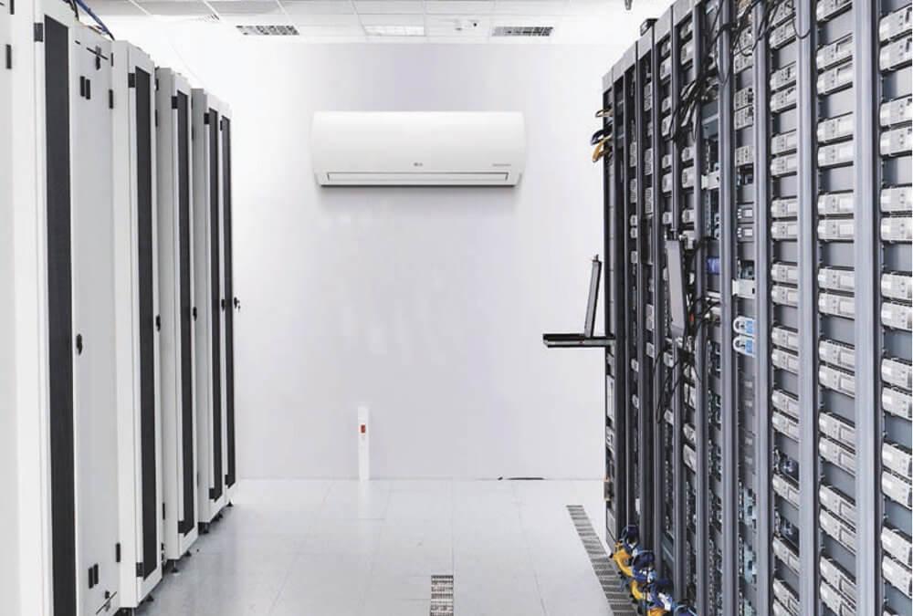 Jaka klimatyzacja do serwerowni