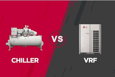 Chiller czy VRF: wybór bez kompromisów