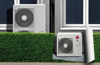 LG na czele z kompaktowym i ekologicznym Multi V S R32