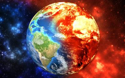 Rekordowo wysokie i niskie temperatury na świecie
