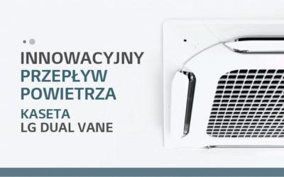 LG Dual Vane. Innowacyjny przepływ powietrza