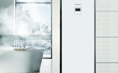 LG wprowadza pompę ciepła Therma V IWT, zintegrowane rozwiązanie w zakresie dostarczania ciepłej wody użytkowej.