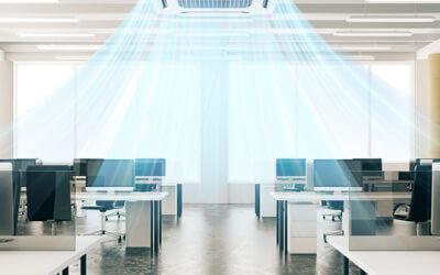 Korzyści z zastosowania systemów klimatyzacyjnych LG w obiektach biurowych