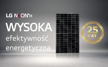 LG NeON H: Nowy zaawansowany moduł fotowoltaiczny typu N